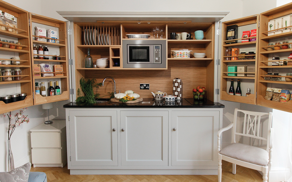 About culshaw kitchen makers bespoke kitchens - Minicucina ikea varde cucina armadio ...