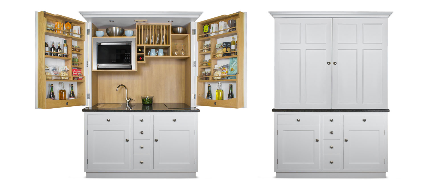 The Fearnley Petite Kitchenette, by Culshaw Kitchens Lancashire UK