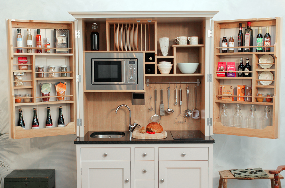 The Fearnley Petite Kitchenette By Culshaw Kitchens